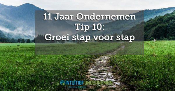 11-tips-10-groei-stap-voor-stap