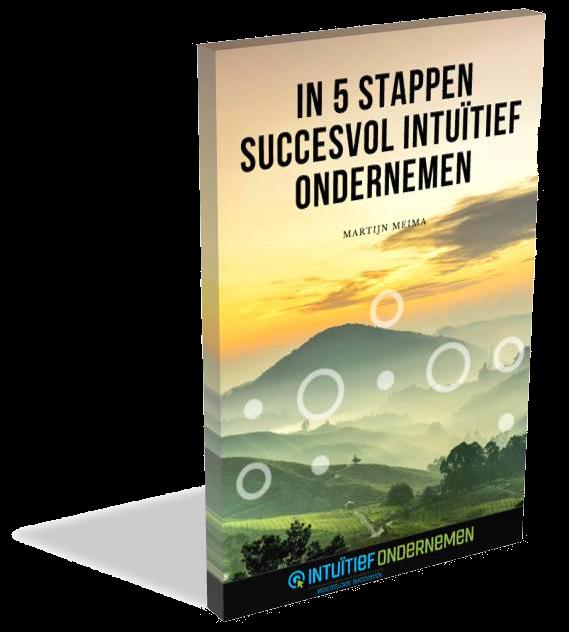 In 5 stappen succesvol intuïtief ondernemen