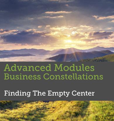 Empty Center Business Constellations