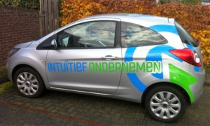 Intuitief Ondernemen auto Deventer
