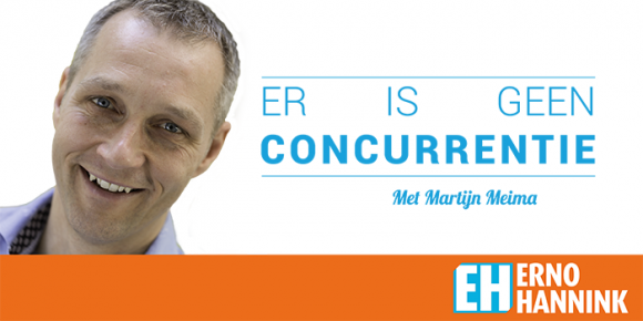Podcast Erno Hannink - Er is geen concurrentie