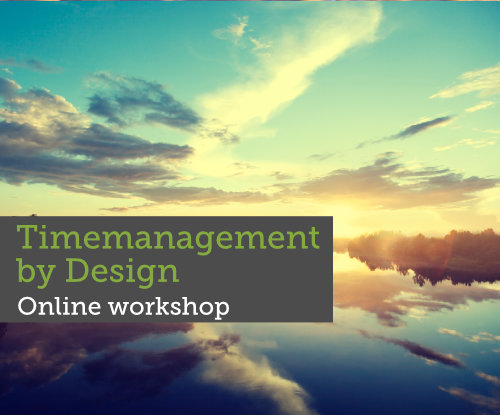 Timemanagement by Design